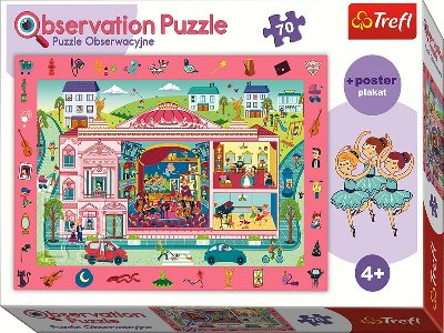 OBSERVATION 70pc PALACE