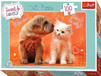 SWEET&LOVELY HUGS&KISSES 100pc