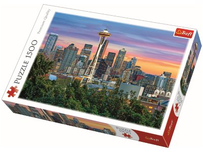SPACE NEEDLE, SEATTLE 1500pc