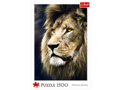 LIONS PORTRAIT 1500pcs