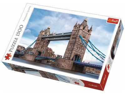 BRIDGE OVER THAMES 1500pcs
