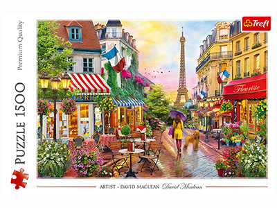 CHARMING PARIS 1500pc