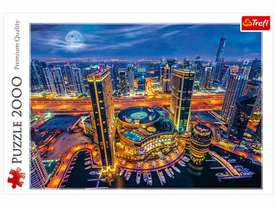 DUBAI LIGHTS 2000pc