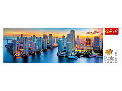 PANORAMA,MIAMI AFTER DK 1000pc