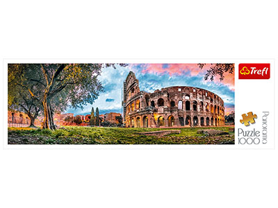 PANORAMA,COLOSSEUM DAWN 1000pc