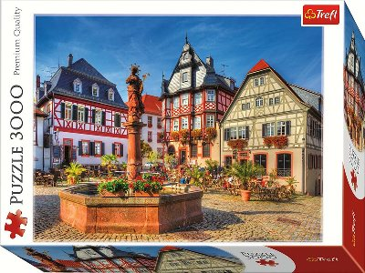 MARKET SQUARE, GERMANY 3000pc