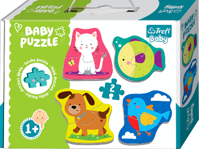 BABY PUZZLE LITTLE ANIMALS