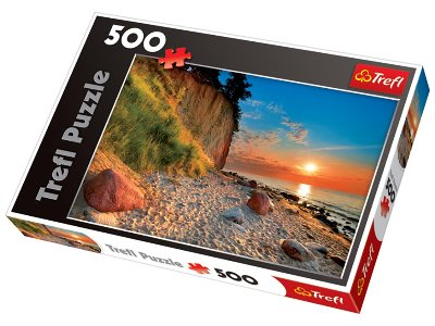 ORLOWSKI CLIFF 500pc