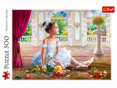 LITTLE BALLERINA 500PC