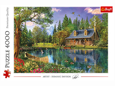 AFTERNOON IDYLL 4000pc