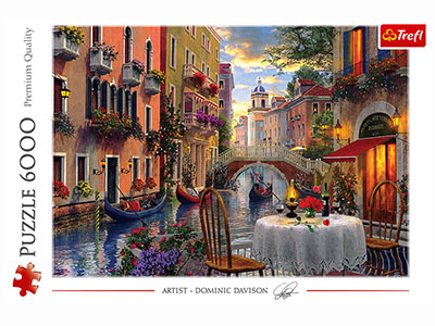 ROMANTIC SUPPER 6000pc