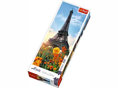 EIFFEL TOWER/FLOWERS 300pcs