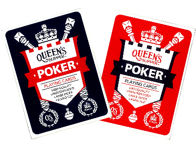 QUEEN'S SLIPPER POKER LGE INDX