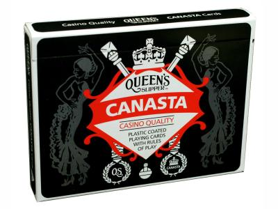 QUEEN'S SLIPPER CANASTA