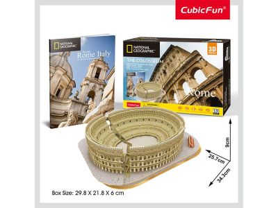 NG THE COLOSSEUM 131pcs