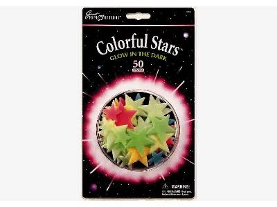 COLOURFUL STARS GLOW