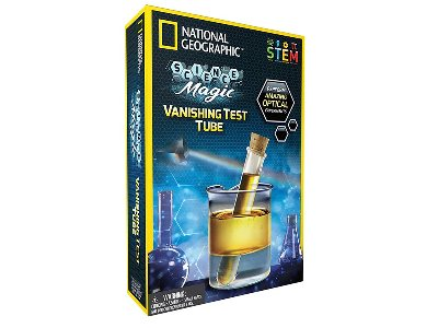 NAT GEO VANISHING TEST TUBE
