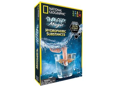 NAT GEO HYDROPHOBIC SUBSTANCES