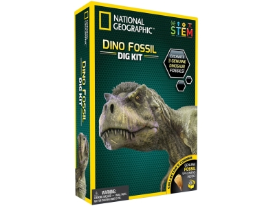 DINO FOSSIL DIG KIT