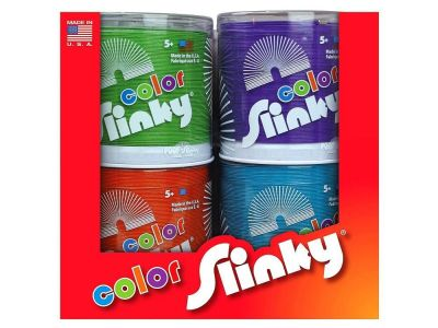 SLINKY ORIGINAL *COLOUR* (12)