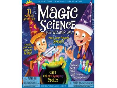 MAGIC SCIENCE KIT