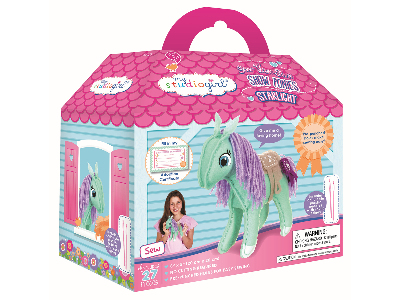SEW-YOUR-OWN PONY STARLIGHT