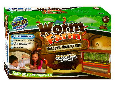 WILD SCIENCE WORM FARM HOEDOWN