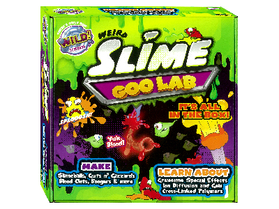 WILD SCIENCE WEIRD SLIME GOO