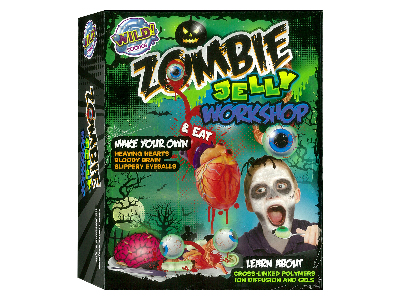 WILD SCIENCE ZOMBIE JELLY