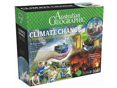 CLIMATE CHANGE AG