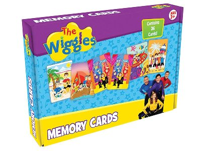 THE WIGGLES MEMORY
