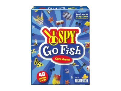I SPY CARD FISH CARD GAME