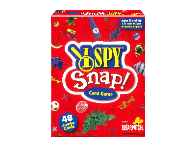 I SPY CARD SNAP CARD GAME
