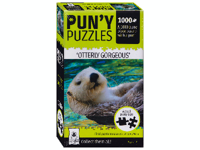 PUN'Y PUZZLES OTTERLY GEORGOUS