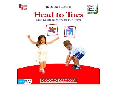 PLAY 'N LEARN, HEAD TO TOES