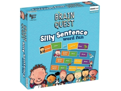 BRAIN QUEST SILLY SENTENCE