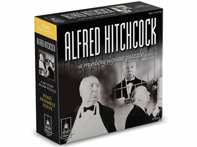 ALFRED HITCHCOCK BePUZZLED