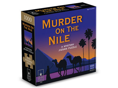 MURDER ON THE NILE BePUZZLED