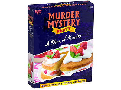 A SLICE OF MURDER MMP