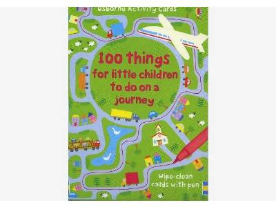 100 THINGS LITTLE KIDS JOURNEY