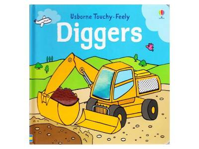 DIGGERS TOUCHY-FEELY