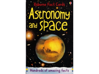 ASTRONOMY AND SPACE CARDS
