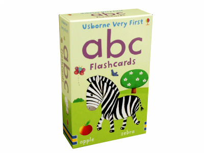 ABC FLASHCARDS VERY FIRST