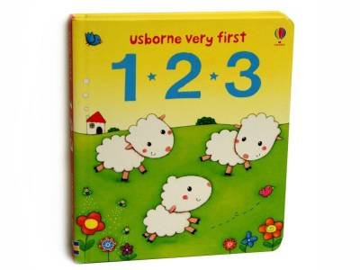 USBORNE VERY FIRST 123