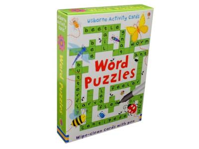 WORD PUZZLES (ACTIVITY CARDS)