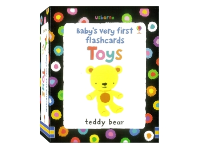 BABY'S FIRST FLASHCARDS TOYS