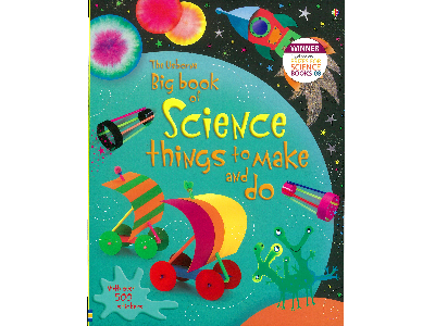BIG BOOK OF SCIENCE THINGS TO