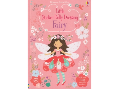 STICKER DOLLY DRESSING FAIRY