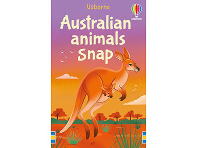 SNAP, AUSTRALIAN ANIMALS