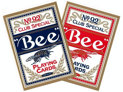 BEE POKER DECK